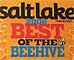 Best of the Beehive Logo